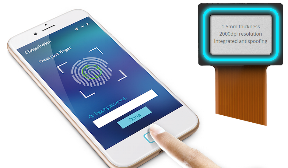 A New Era of Device Security | VKANSEE Fingerprint Sensors